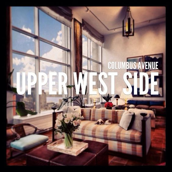 Columbus Avenue, Upper West Side, Manhattan, New York #insta_realestate #madewithover