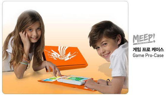게임프로 케이스는 테블릿을 보호하고, 어디서나 친구들과 머리를 맞대고 게임을 즐길수 있어요~!