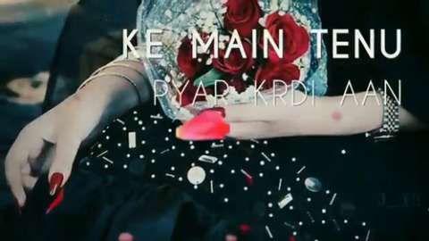Mujhe Kaise Pata Na Chala Love Status Video In 2020 Romantic Love Song Love Status Saddest Songs