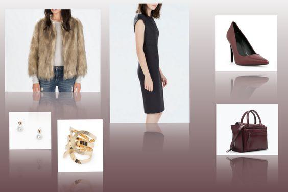The Spell Of Fashion: LBD http://themariopersonalshopper.blogspot.com.es/2014/12/lbd.html?spref=fb
