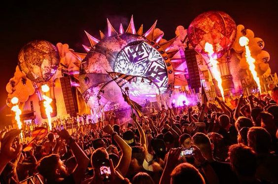 #Tomorrowland, The Best festival in the world.