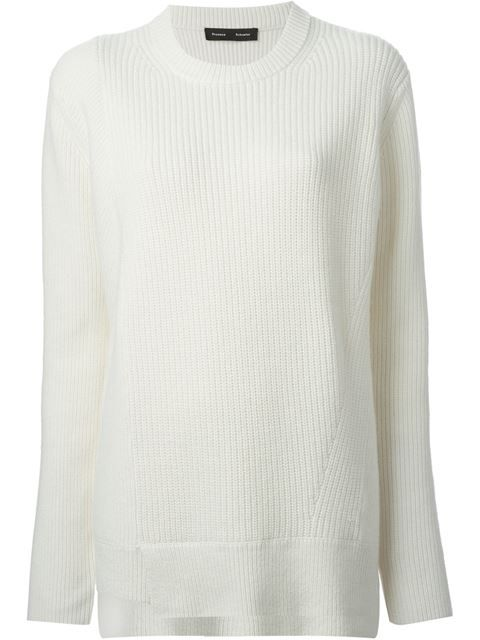 Shop Proenza Schouler asymmetric jumper in -Renaissance- from the world's best independent boutiques at farfetch.com. Over 1000 designers from 300 boutiques in one website.