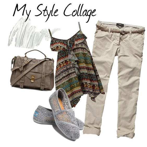 Weekend Casual, created by kellyd1968 on Polyvore