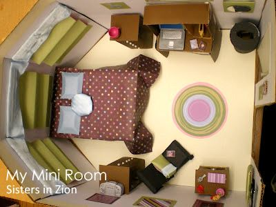 Design a mini room (knowledge-interior design)
