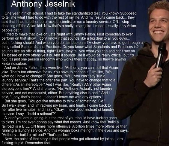 Anthony Jeselnik on Humor and Offense   Nobody Goes Here