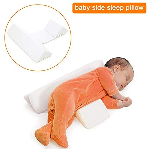 newborn side sleep pillow online