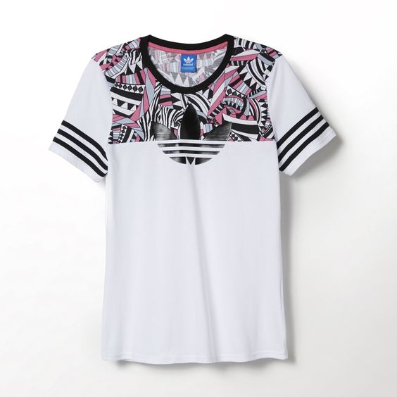 adidas - Camiseta Graphic Sport Top Feminina