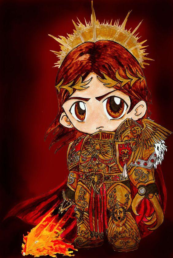 Chibi Emperor by xXAnemonaXx