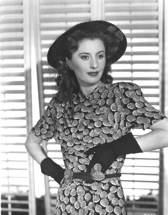 Fuck Yeah Barbara Stanwyck â The Great Manâs Lady (1942): behind the scenes -...