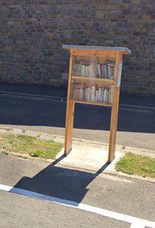 Boîte à livres Rotheux Neupré