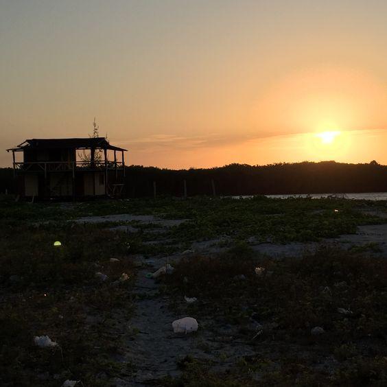 Praia de Arpoeiras - CE