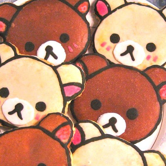 Cub cookies! Oy