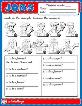 Printables 5th Step Worksheet jobs worksheet english step by 5th and 6th graders bonus pack easter pinterest worksheets
