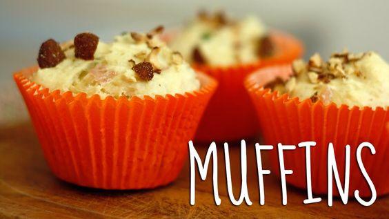 Como fazer Muffin de Peito de Peru com Amêndoas Defumadas - Marola com C...