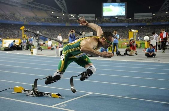 Oscar Pistorius, a double-amputee runner from South Africa, will compete in the London Olympics in both the individual 400 and the 4x400 relay. He is set to become the first amputee track athlete to compete at any games.