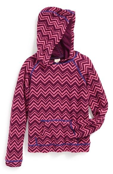 Tucker + Tate Knit Hoodie (Toddler Girls, Little Girls & Big Girls) available at #Nordstrom