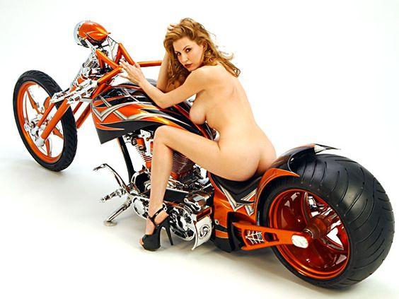 Japanese Babes On Motorbikes 114