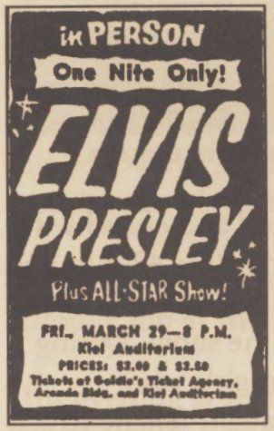 Image result for elvis presley march 29, 1969