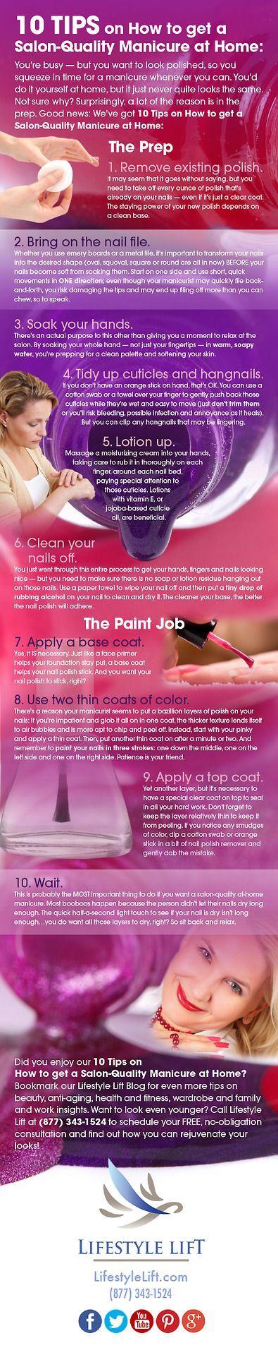 Manicure Tutorial