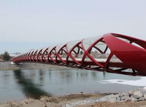 bridge | Bridges | Pinterest | Santiago Calatrava, Brücken und Calgary