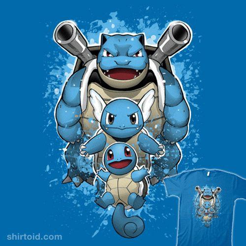 Water Evolution Pokemon Blastoise Cool Pokemon Wallpapers Pokemon Drawings