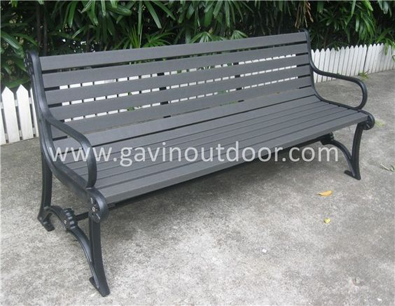 Recycled plastic bench outdoor cast iron garden bench part, View cast iron garden bench part, Gavin Product Details from Guangzhou Gavin Urban Elements Co., Ltd. on Alibaba.com