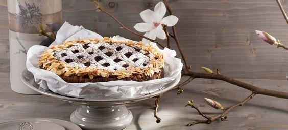 Süsse Versuchung: die »Original Linzer Torte«