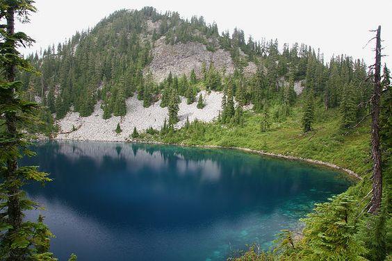 Alpine Lakes in Washington
