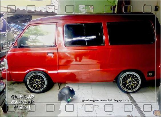 foto modifikasi mobil suzuki carry pick up | Suzuki ...
