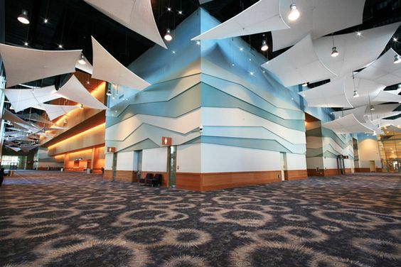 Eventscape custom architectural fabrication office pinterest project projects projects for Architectural wall panels interior