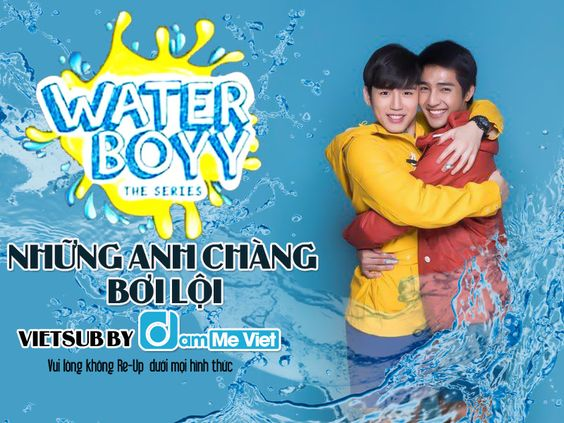 Water Boyy The Series (2017)