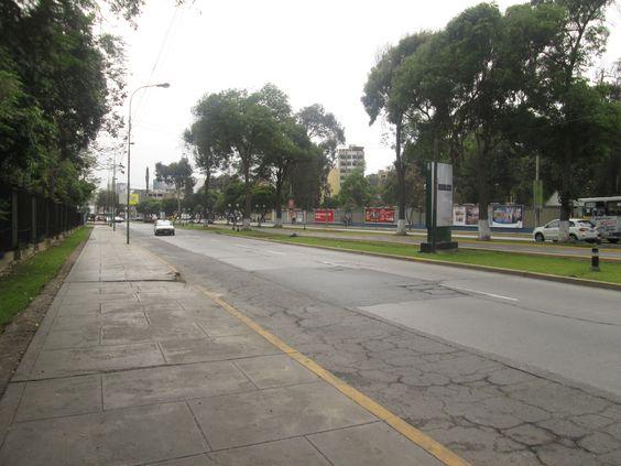 camino al parque