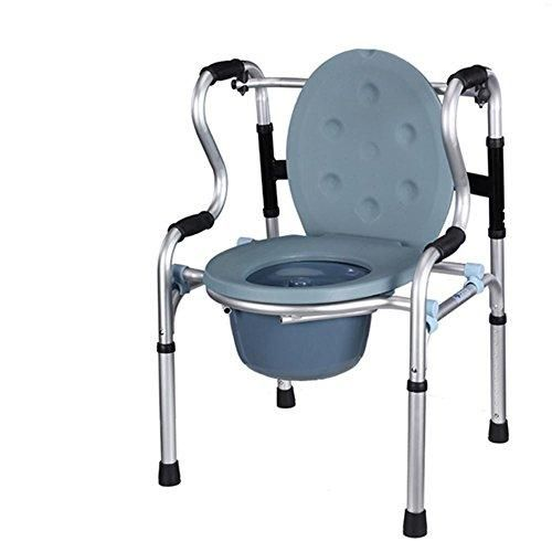 7.5-INCH BABY POTTY CHAIR WITH LID FEATURES A REMOVABLE LID AND BASIN.