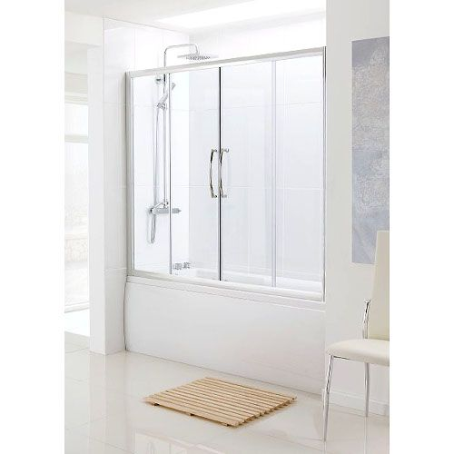 Bath Shower Screens Vs Shower Curtains Bathroom City Bath