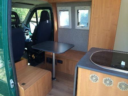 My Campervan Project Is Online!