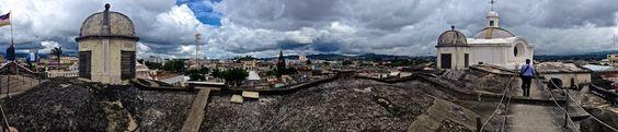 https://flic.kr/p/pUc9zJ | Panoramica desde las cupulas de Santo Domingo