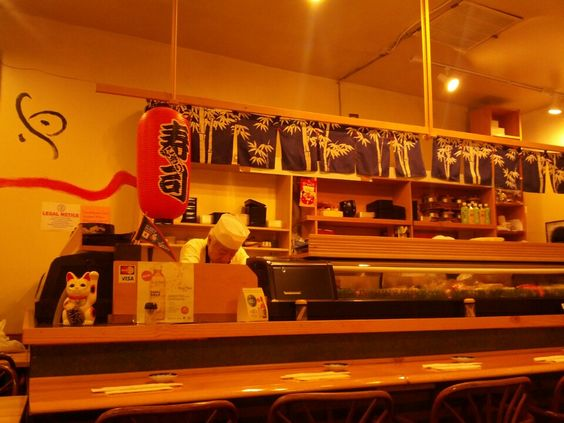 Best kept sushi secret! Cheap, amazing sushi!