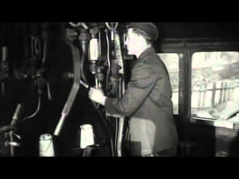 """HOW TO COAL FIRE A STEAM LOCOMOTIVE   Historical video. So you finished your thermodynamics class. Check out this video and see if your new-found knowledge gives you an AHA! to these """"rules of thumb"""" for steam engine firemen. https://www.youtube.com/watch?v=NHo860Q66Gw"""