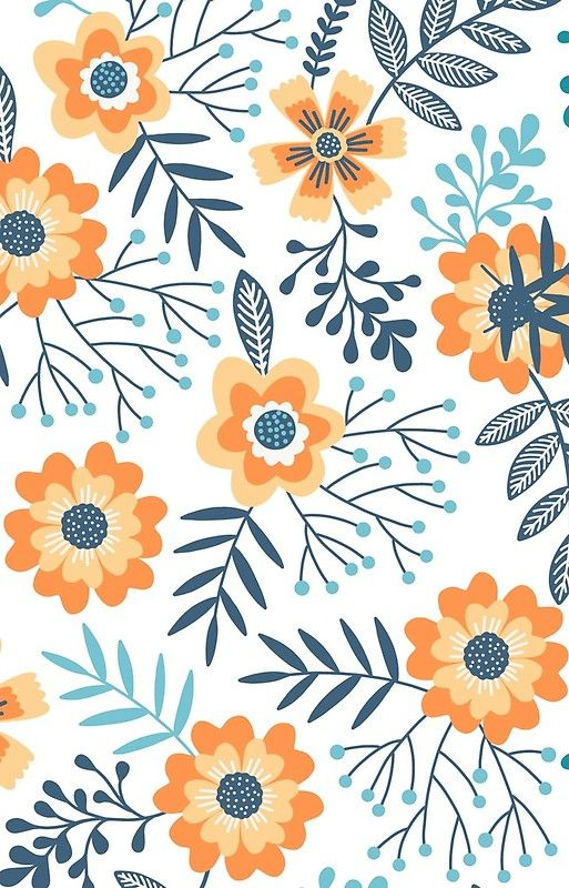 48+ Flowery pattern information
