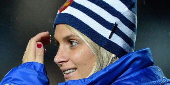 Marie-Alice Yahé contrainte d'arrêter - France TV Sports - 06/05/2014
