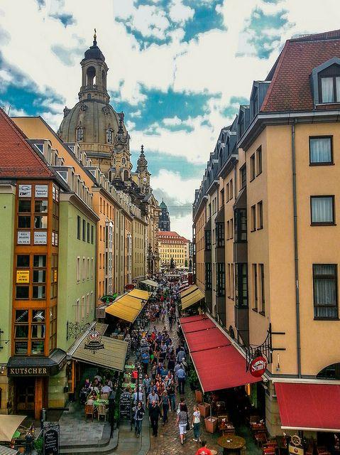 Altstadt, Dresden, Germany