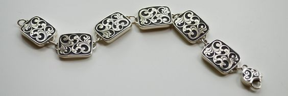 The Finesse Collection Vine Bracelet