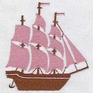 Ships - Designs By Lizette | OregonPatchWorks