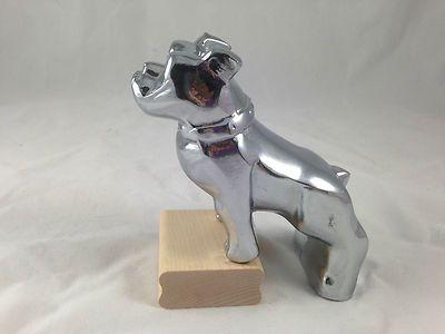 SOLD Chrome Mack Truck Bulldog hood ornament. $45 + free shipping