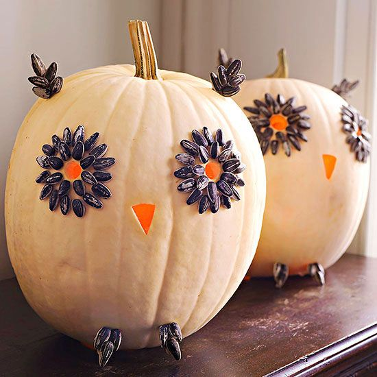 Pinterest the world s catalog of ideas - Charming halloween decoration using love pumpkin carving ...