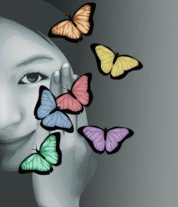 Quando o equilíbrio e a serenidade encontra o espirito se reflete no olhar.