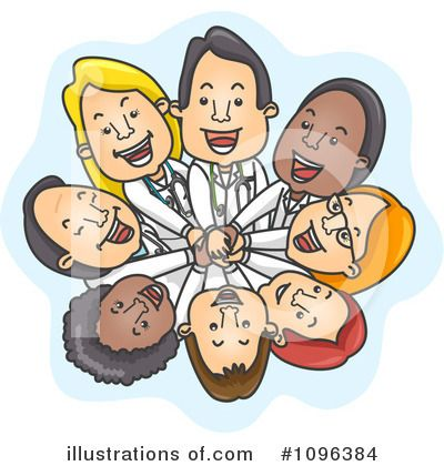 Group Of Doctors Clipart Photos, Illustrations ...