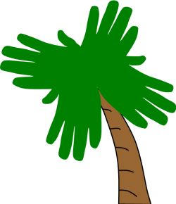 how to get rid of baby palm trees