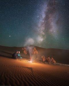 Gobi desert tale
