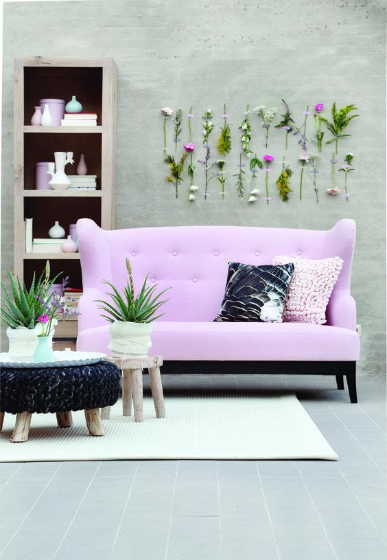Woontrend 2015 botanisch groen planten afbeeldingen for Afbeeldingen interieur